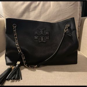 Tory Burch Thea Chain Slouchy Tote